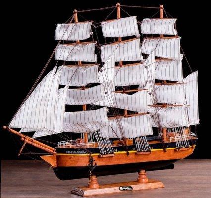 Девушка модель парусника ручной работы модели работы с группой