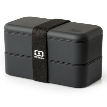 Ланч-бокс Monbento Original Black (1000 мл)