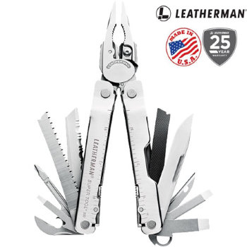 Мультитул Leatherman Super Tool 300 (19 функций)