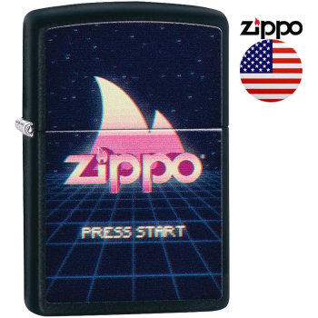 Зажигалка Zippo 49115 Press Start